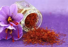 زعفران پودر شده قائنات