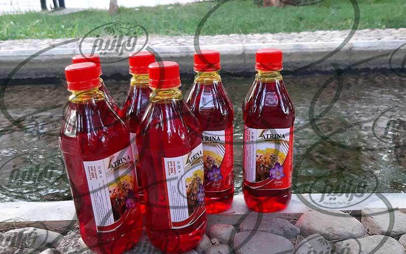 فروش رنگ غذای زعفران خوراکی ارزان