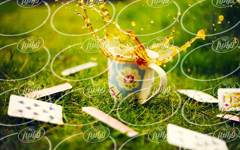 عرضه دمنوش پودر زعفران با برندهای برتر ایرانی