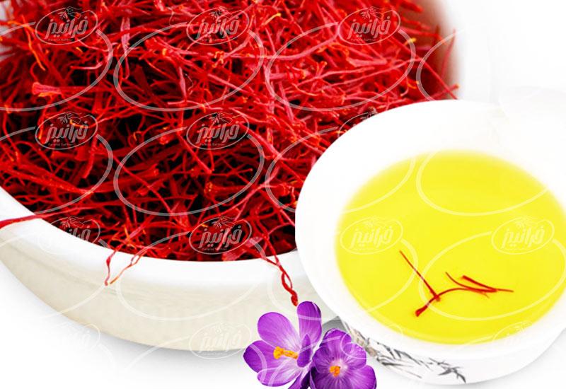 صادرات شربت زعفران مصطفوی یک لیتری
