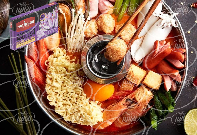 فروشنده اصلی پودر زعفران مهنام 64 گرمی