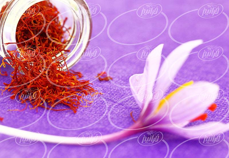 عرضه رنگ زعفران مایع سنتتیک و 100 درصد طبیعی