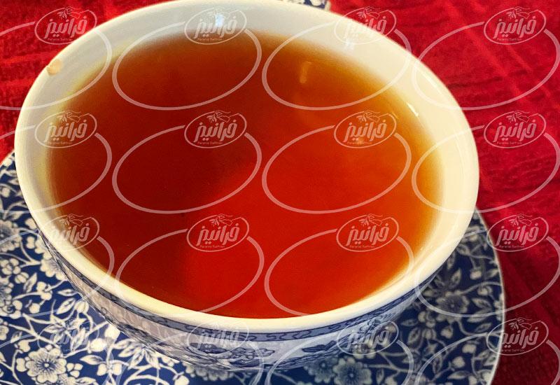 خرید دمنوش زعفران با عطر ویژه