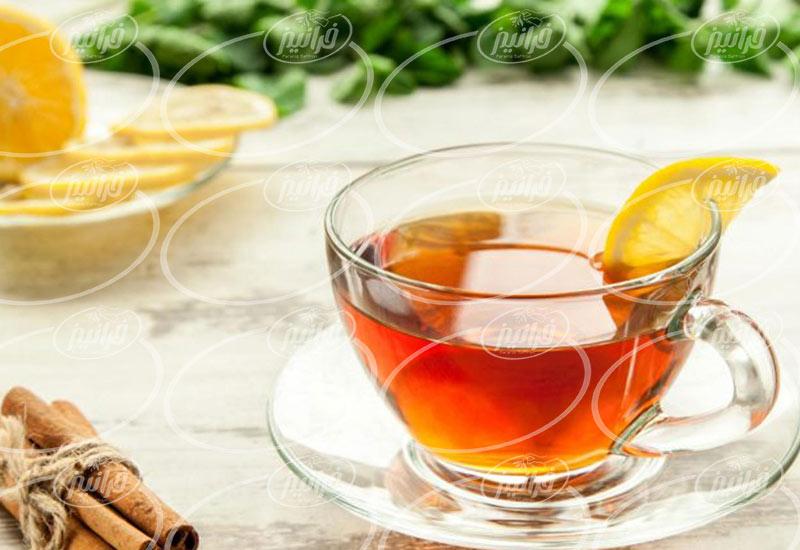 بهترین نمایندگی چای زعفران شهری در کشور