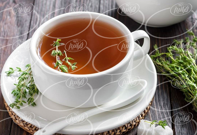 خرید چای کیسه ای زعفران اصل در کشور های همسایه