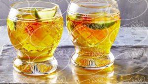 تولید پودر نوشیدنی زعفرانی در ظرف پلاستیکی