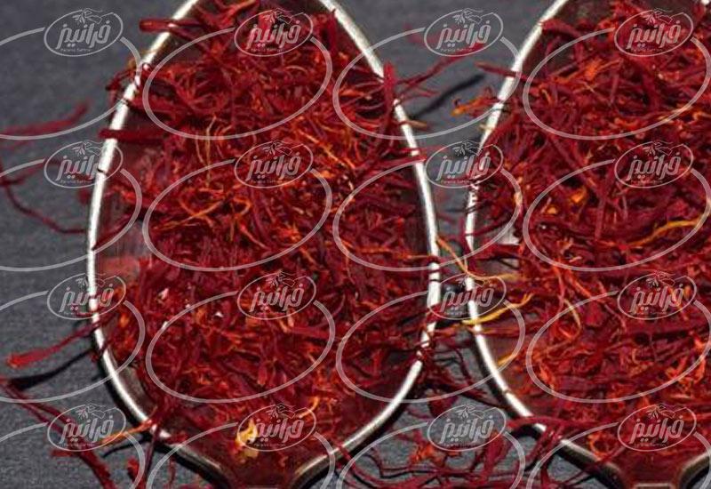 حاشیه سود فروش رنگ زعفران در سوئد