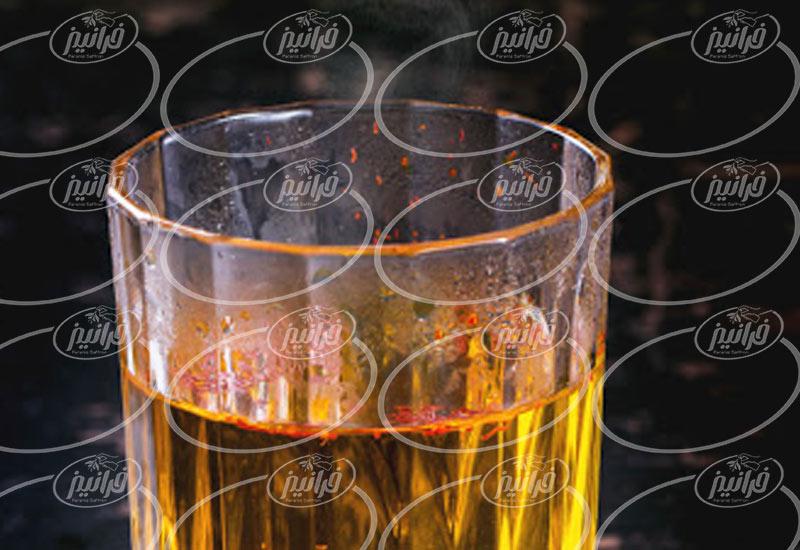 تهیه سبد کالای انواع نوشیدنی زعفران
