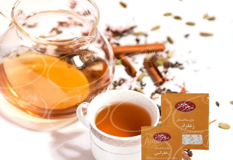 طرفداران اصلی چای زعفران سحرخیز