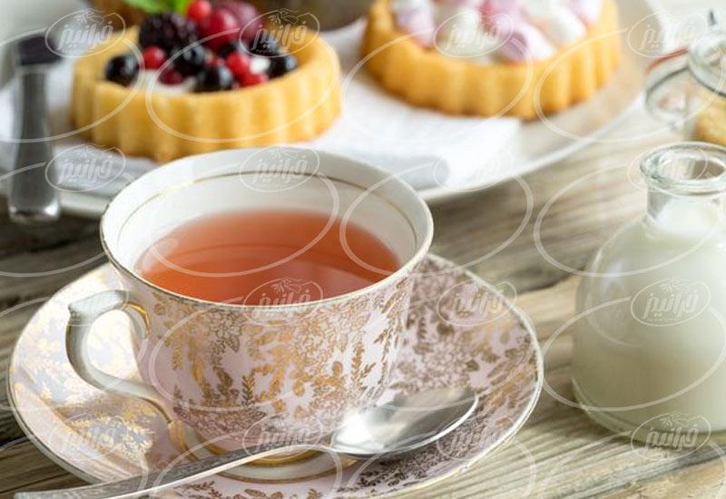 قیمت چای زعفرانی 20 تایی برای خرید عمده