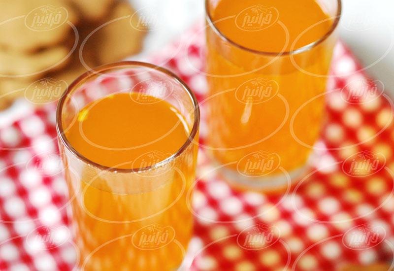 خریداری سریع نوشیدنی زعفران لیمو
