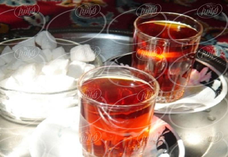 سایت مرکزی و اصلی چای سیاه زعفران