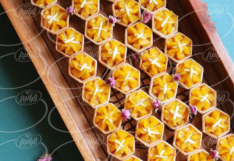 فروش پودر زعفران کیلویی با عرضه در مقصد